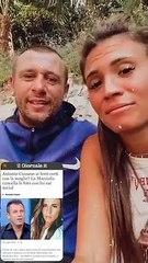 Antonio Cassano e Carolina allontanano le voci di una crisi