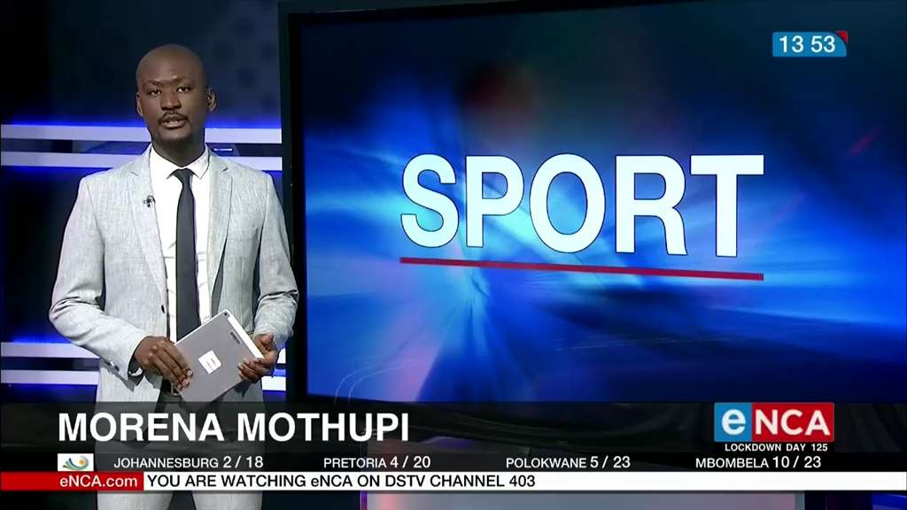 South Africa's sports update