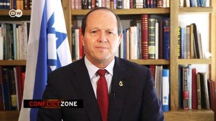 О конфликте израильтян и палестинцев, Нетаньяху, коррупции и пандемии - Нир Баркат в Conflict Zone