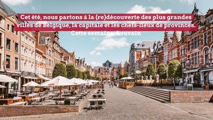 Louvain, de pierres et… de bières!