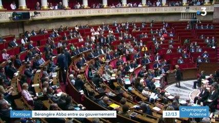 Bérangère ABBA entre au Gouvernement - France 3 Champagne-Ardennes - 27 juillet 2020