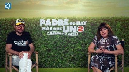 Entrevista a Santiago Segura y Loles León por la película 'Padre no hay más que uno 2'