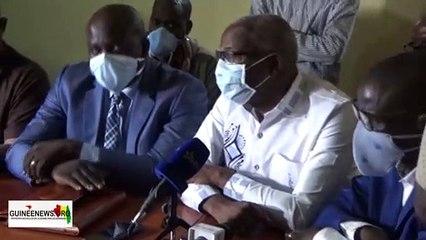 Manif du FNDC du 6 août : «la stabilité de la sous-région passe par la stabilité de la Guinée», déclare l'opposant Bah Oury