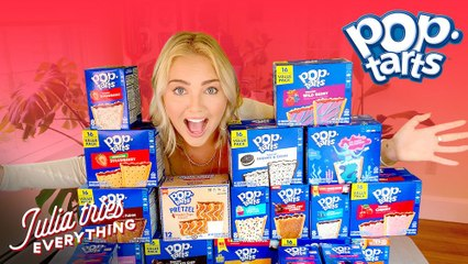 Trying All Of The Most Popular Pop-Tarts Flavors