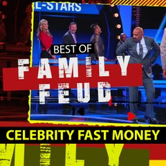 Best of Family Feud on AZTV Channel 7 - Celebrity Fast Money