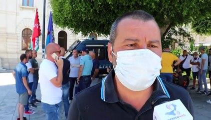 Reggio Calabria, protesta lavoratori AVR: intervista al segretario della Uil trasporti Calabria Domenico Lombardo