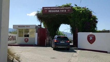 Reggina, tutto pronto al Sant'Agata per l'inizio del ritiro estivo