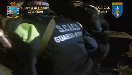 'Ndrangheta: maxi blitz della Guardia di Finanza, 75 arresti tra Calabria e Svizzera