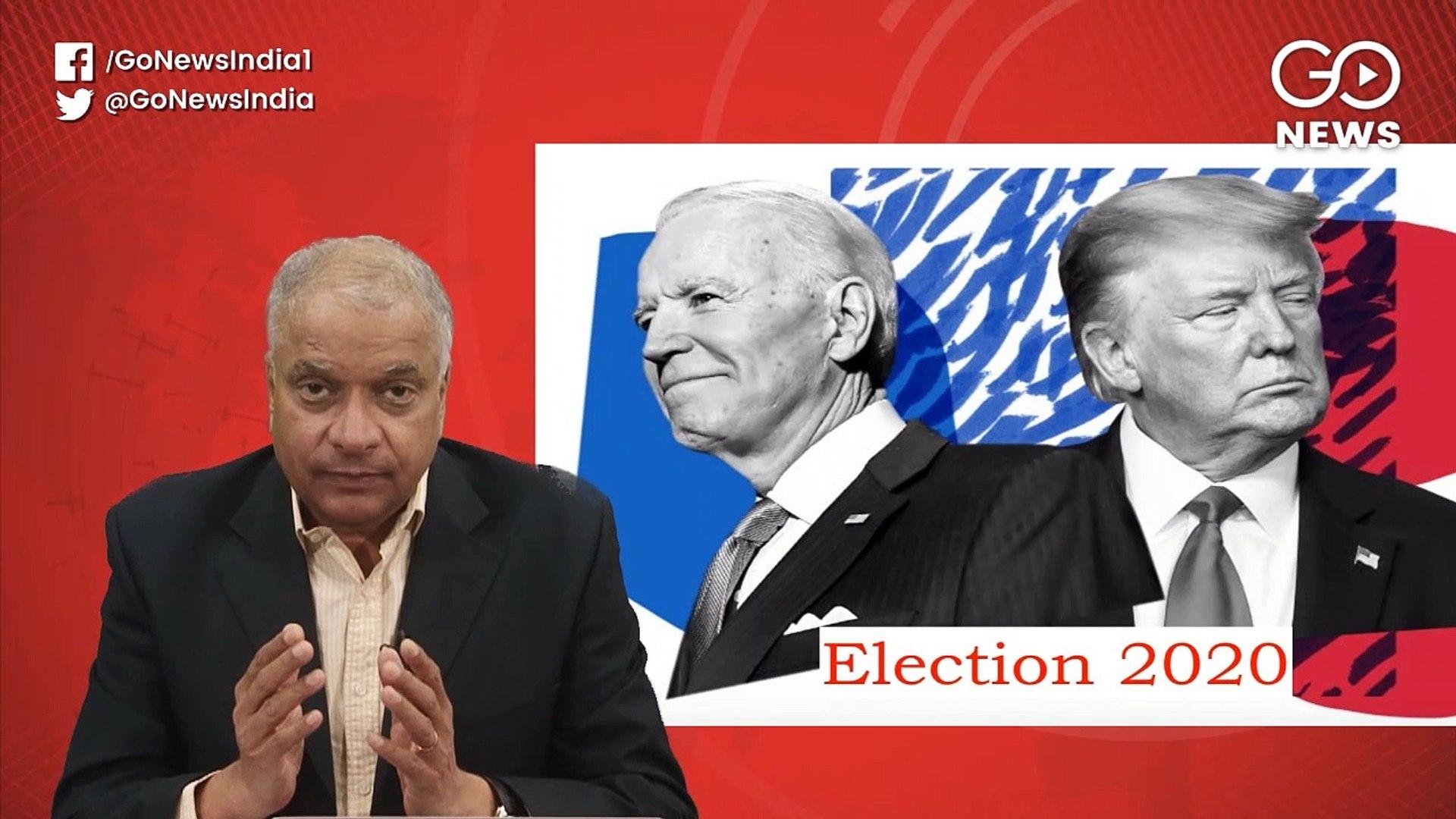 अमेरिकी चुनाव: ट्रंप की घटती लोकप्रियता, बाइडन के पक्ष में एकजुट होते वोटर