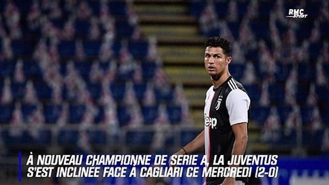 Juventus : Sarri envisage de mettre les U23 pour le dernier match avant de jouer l'OL en C1