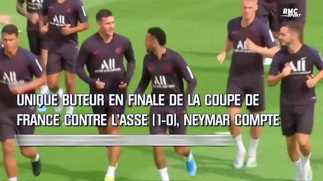 PSG : Coupe de la Ligue, Ligue des champions... Les ambitions de Neymar pour la fin de saison