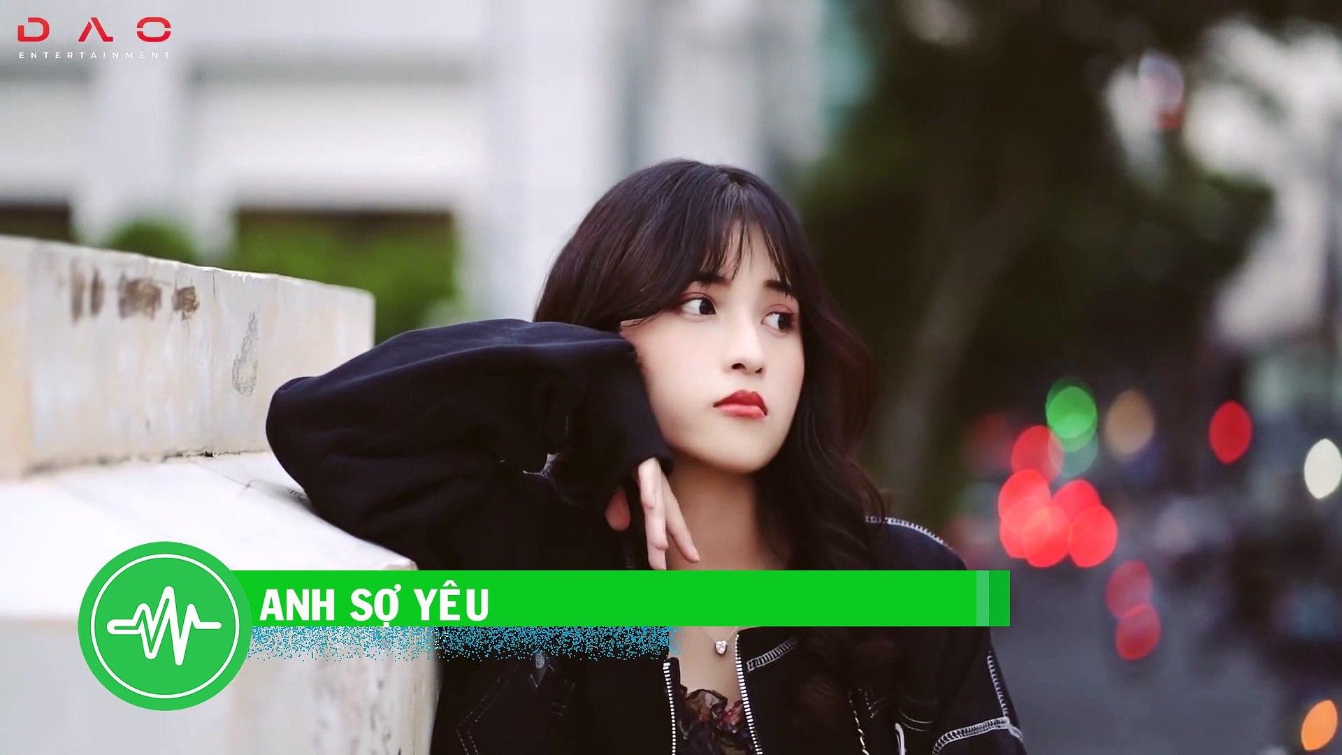 [Karaoke] Anh Sợ Yêu - Anh Quân Idol [Beat]
