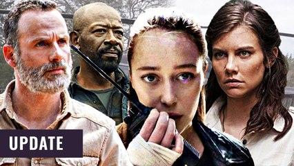 The Walking Dead, Rick Grimes & Fear The Walking Dead - Das erwartet uns!