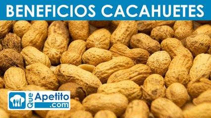 8 propiedades y beneficios de los cacahuetes   QueApetito