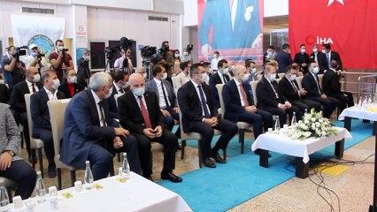 Bakan Karaismailoğlu, Erzurum Havalimanı Pist Açılış Törenine Katıldı