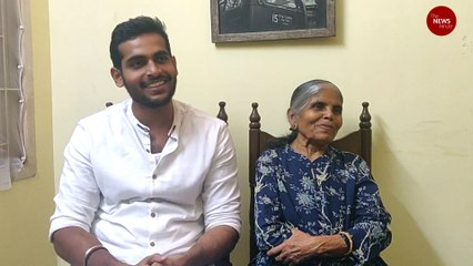 TikTok Paati Rajamani and her grandson Thoufiq find new ways to stay connected with fans