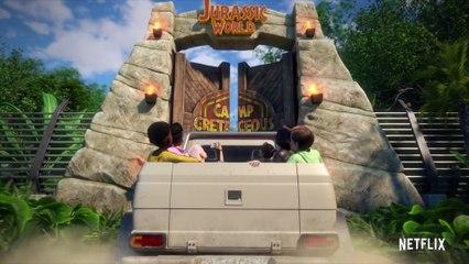 Jurassic World La Colo du Crétacé - Teaser officiel - Netflix