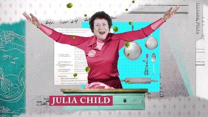 Julia Child – from CIA Operative to Legendary Chef