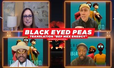 Entrevista exclusiva con Black Eyed Peas, por Luisa Carrandi
