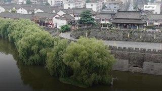 الصين: مدينة تاريخية مهددة بالغرق