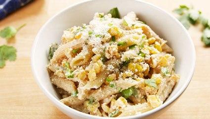 Esquites Pasta Salad Is An Amazing Mash-Up
