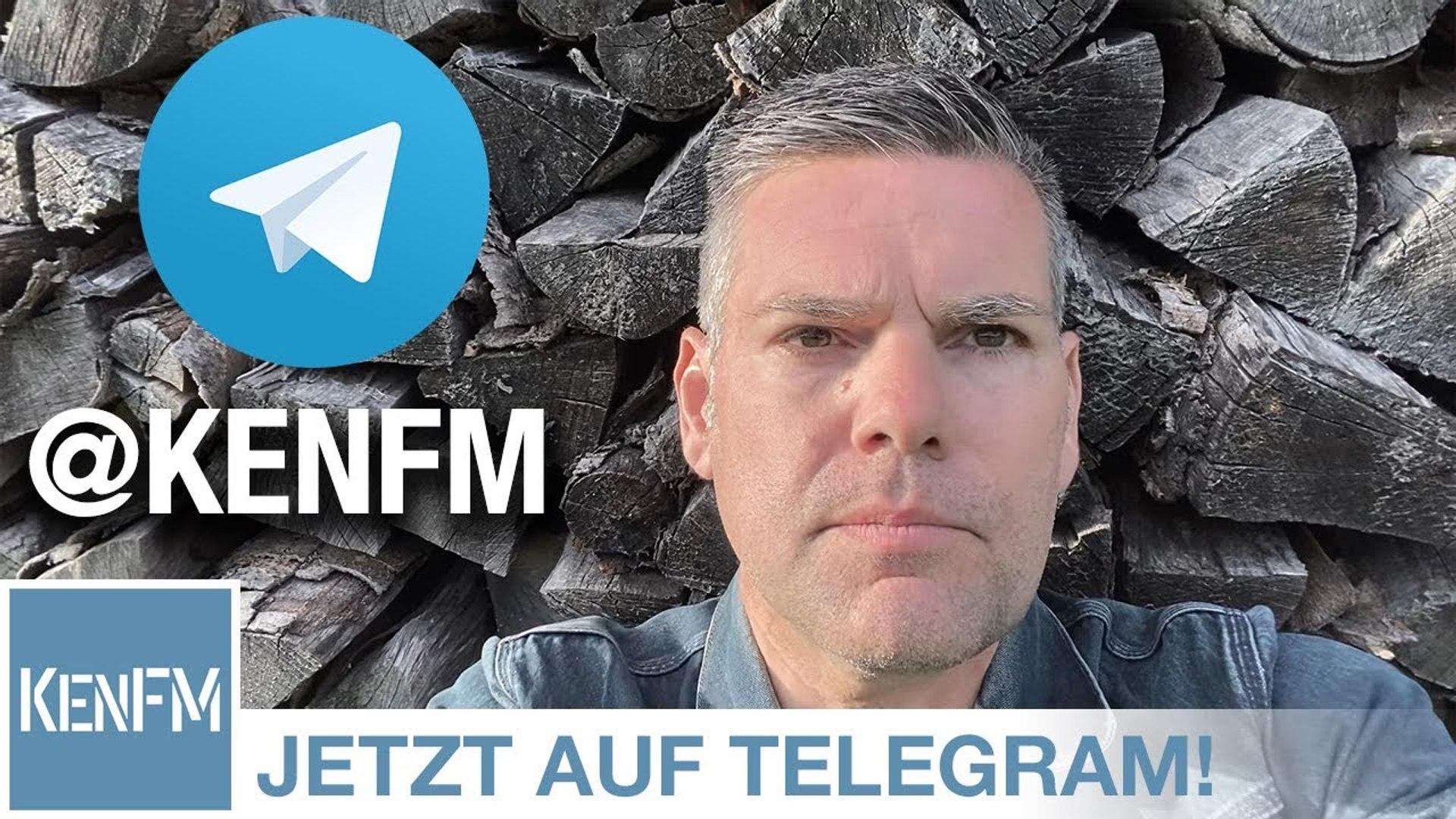 KenFM jetzt auch auf Telegram!