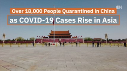 China Quarantines Thousands More