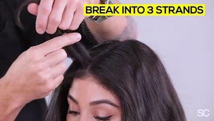 How to Do Boxer Braids