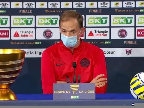 """Finale - Tuchel : """"Lyon, c'est la qualité Ligue des champions"""""""