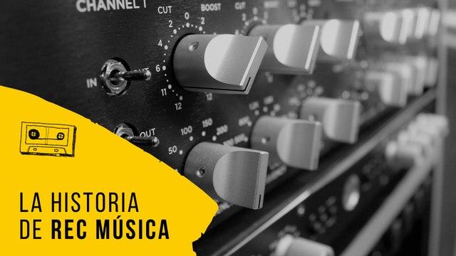 Rec Música Centro de Estudios Musicales - La historia