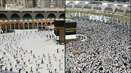 The hajj: then and now