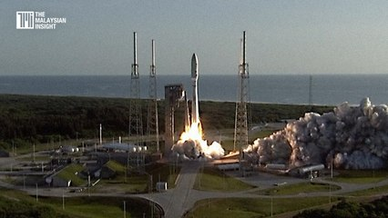 NASA launches Perseverance rover on 'mission to find life' on Mars