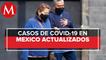 México llega a 46 mil muertes por coronavirus; hay 416 mil 179 casos