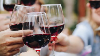 Raise your glass for the vineyards