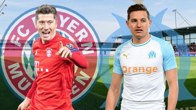 Bayern Munich-Olympique de Marseille : Les compos probables