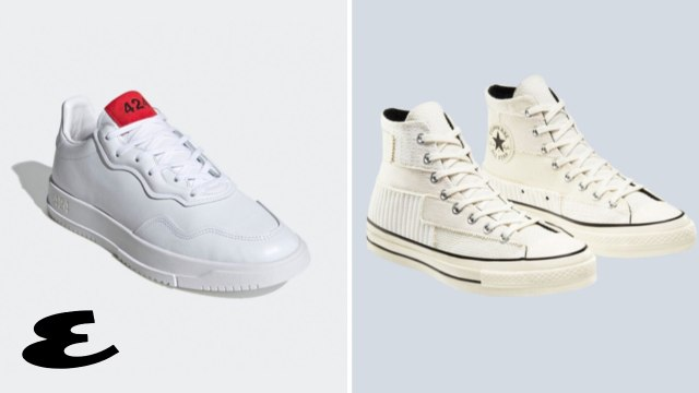 The Best White Sneakers to Wear With Everything