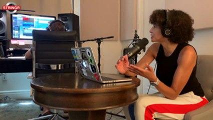 COVID-19: Podcaster Laura Robbins_Broadcast