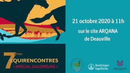 Les EQUIRENCONTRES Deauville 2020 : clip