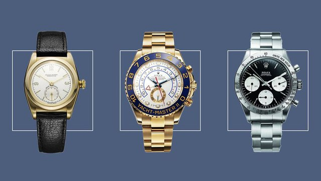 The 10 Most Iconic Rolex Watches of the Century