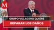 Grupo Villacero ofreció devolver 200 mdd por Agro Nitrogenados: AMLO