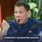 Duterte extends GCQ in Metro Manila to August 15