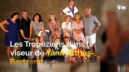 Les Tropéziens dans le viseur de Yann Arthus-Bertrand