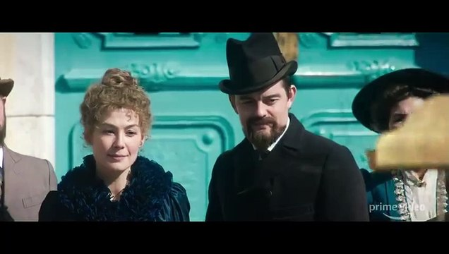 Radioactive – Trailer with Rosamund Pike