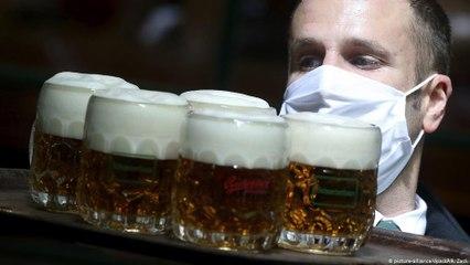 Hamburg'da korona tedbiri: 3 gün alkol satışı yasak