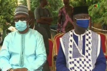 RTB/Célébration de la fête de Tabaski au Burkina Faso - Grande prière à la place de la paix de OUAGADOUGOU