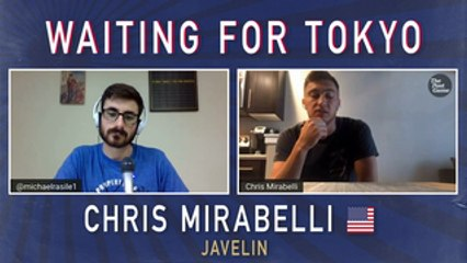 Olympic Hopeful Chris Mirabelli Staying Ready For 2021 l Waiting For Tokyo