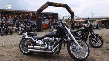 Рев мотора: мотоциклистам в Германии хотят понизить звук (31.07.2020)