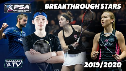 Squash: Breakthrough Stars - 2019/20