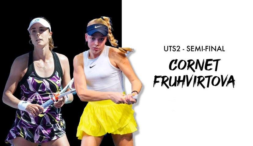 UTS2 - Day 3 Preview : Alizé Cornet vs Brenda Fruhvirtova (VF)