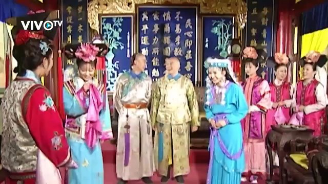 Xem phim Hoàn Châu Cách Cách tập 12 - Phần 2
